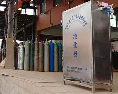 氮气纯化系统