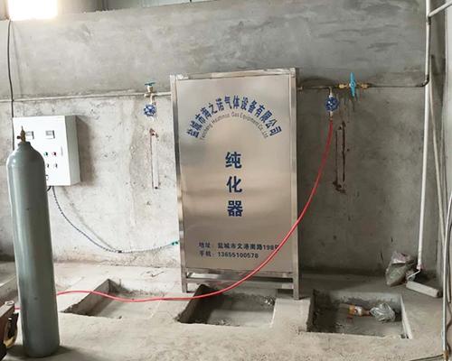 氮氩气纯化器