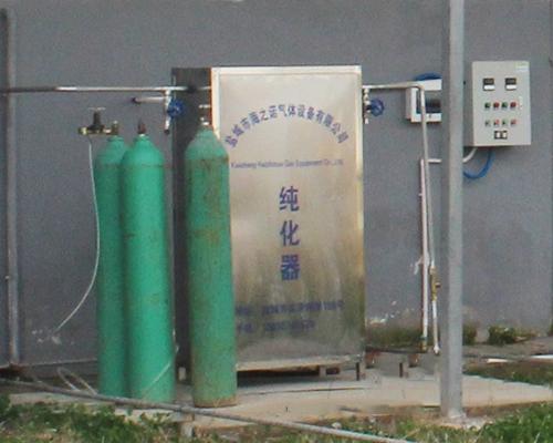 气体纯化装置